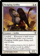 Fledgling Griffin on Channel Fireball
