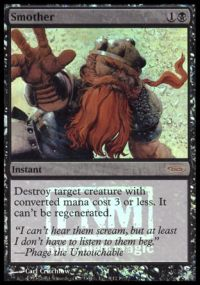 Smother - Foil FNM 2003