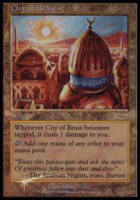 City of Brass - JSS 2001