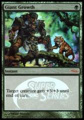 Giant Growth - Foil JSS Promo