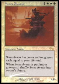 Serra Avatar - Foil JSS Promo