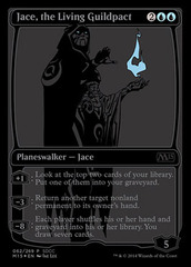 Jace, the Living Guildpact (SDCC 2014 Promo)