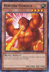 Berserk Gorilla - BP03-EN008 - Rare - 1st Edition on Channel Fireball