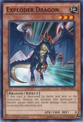 Exploder Dragon - BP03-EN028 - Common - 1st Edition