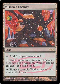 Mishras Factory - Foil DCI Judge Promo