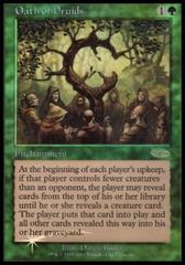 Oath of Druids - Foil DCI Judge Promo