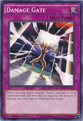 Damage Gate - BP03-EN218 - Common - 1st Edition