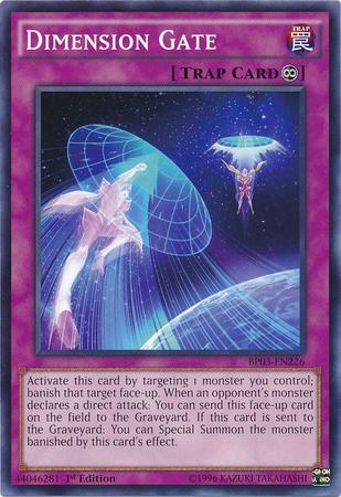 Dimension Gate - BP03-EN226 - Common - 1st Edition