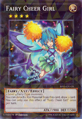Fairy Cheer Girl - BP03-EN129 - Shatterfoil - 1st Edition