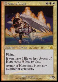 Avatar of Hope (Prophecy Prerelease)