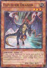 Exploder Dragon - BP03-EN028 - Shatterfoil - 1st Edition
