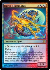 Djinn Illuminatus (Guildpact Prerelease)