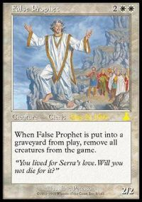 False Prophet (Urzas Destiny Prerelease)