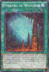 Pyramid of Wonders - BP03-EN168 - Shatterfoil - 1st Edition