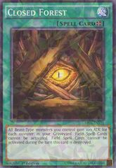 Closed Forest - BP03-EN171 - Shatterfoil - 1st Edition