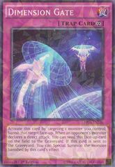 Dimension Gate - BP03-EN226 - Shatterfoil - 1st Edition
