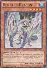 Blizzard Dragon - BP03-EN031 - Shatterfoil - 1st Edition on Channel Fireball