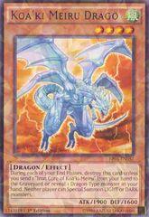 Koa'ki Meiru Drago - BP03-EN057 - Shatterfoil - 1st Edition
