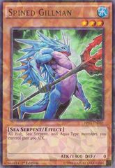 Spined Gillman - BP03-EN059 - Shatterfoil - 1st Edition