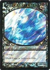 Marit Lage token - Foil - Launch Promo
