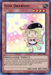 Star Drawing - AP05-EN008 - Super Rare - Unlimited Edition on Channel Fireball
