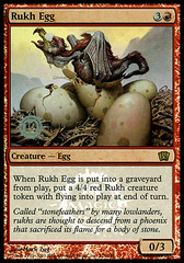 Rukh Egg - Foil - Prerelease Promo