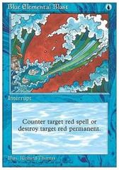 Blue Elemental Blast (Book Promo)