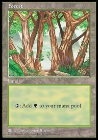 Forest - APAC Set 2 (Blue Pack)