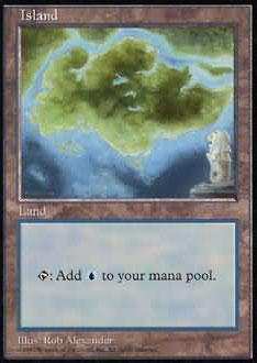 Island - APAC Set 3 (Clear Pack) Promo