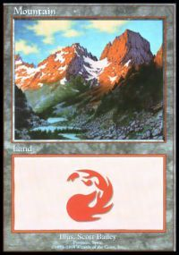 Mountain - Euro Set 2 (Pyrenees, Spain)