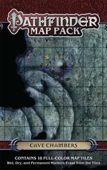 Pathfinder Map Pack: Cave Chambers