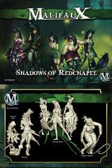 Shadows of Redchapel - Seamus Box Set