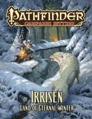 Pathfinder Campaign Setting: Irrisen - Land of Eternal Winter
