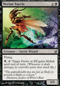 Nectar Faerie