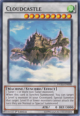 Cloudcastle - DUEA-EN098 - Common - 1st Edition on Channel Fireball