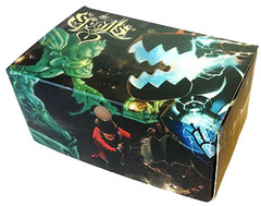 The Spoils TCG: New Player Pack, The Basic Box of Awesomeness Splatters on Channel Fireball