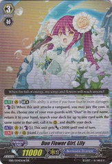 Duo Flower Girl, Lily - White - EB10/S04EN-W - SP on Channel Fireball