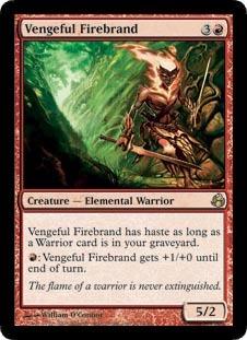 Vengeful Firebrand