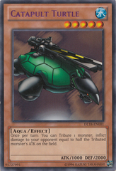 Catapult Turtle - Purple - DL18-EN001 - Rare - Unlimited Edition