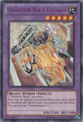 Gladiator Beast Essedarii - Purple - DL18-EN010 - Rare - Unlimited Edition