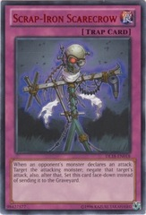 Scrap-Iron Scarecrow - Red - DL18-EN018 - Rare - Unlimited Edition