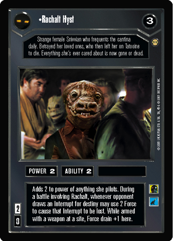 Verzamelingen Star Wars CCG Tatooine Keeping The Empire Out Forever Star Wars