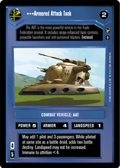Armored Attack Tank