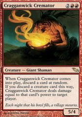 Cragganwick Cremator