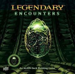 Legendary DBG Encounters: An Alien Deck Building Game