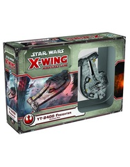 Star Wars X-Wing: YT-2400 Freighter Expansion Pack