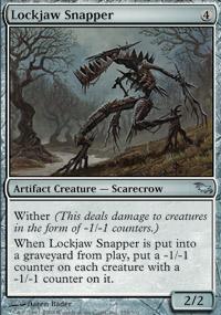 Lockjaw Snapper