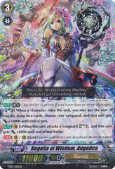 Regalia of Wisdom, Angelica TD13/001EN - TD - RRR