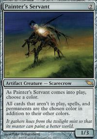 Painters Servant