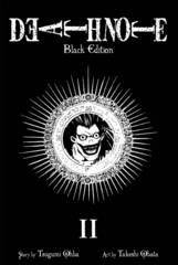 Death Note Black Ed Tp Vol 02 (Of 6) (Dec101081) (C: 1-0-0)